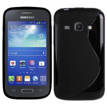 billigamobilskydd.se S-Line TPU-muovikotelo Samsung Galaxy Ace 3 (s7275,s7272)