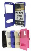 billigamobilskydd.se Flipcase Huawei Mate 10 Lite