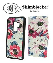 CoverIn Design Magneettilompakko Samsung Galaxy S9 Plus (G965F)