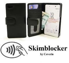 billigamobilskydd.se Skimblocker Lompakkokotelot Sony Xperia Z5 Compact (E5823)