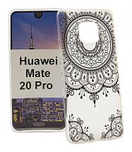 billigamobilskydd.se TPU-Designkotelo Huawei Mate 20 Pro