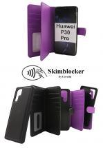 billigamobilskydd.se Skimblocker XL Magnet Wallet Huawei P30 Pro (VOG-L29)