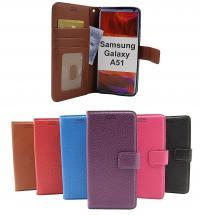 billigamobilskydd.se New Jalusta Lompakkokotelo Samsung Galaxy A51 (A515F/DS)