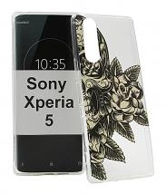 billigamobilskydd.se TPU-Designkotelo Sony Xperia 5