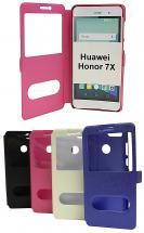 billigamobilskydd.se Flipcase Huawei Honor 7X