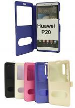 billigamobilskydd.se Flipcase Huawei P20
