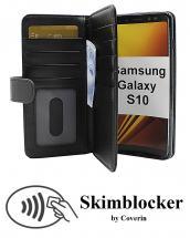 CoverIn Skimblocker XL Wallet Samsung Galaxy S10 (G973F)