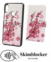 billigamobilskydd.se Skimblocker Design Magneettilompakko Huawei Y6s