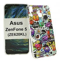 billigamobilskydd.se TPU-Designkotelo Asus ZenFone 5 (ZE620KL)