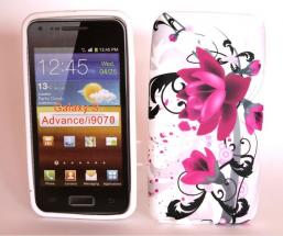 billigamobilskydd.se TPU Designcover Samsung Galaxy S Advance