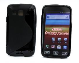 billigamobilskydd.se S-Line TPU-muovikotelo Samsung Galaxy Xcover s5690