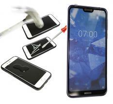 billigamobilskydd.se Full Frame Karkaistusta Lasista Nokia 7.1