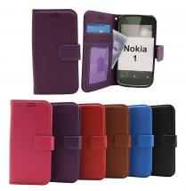 billigamobilskydd.se New Jalusta Lompakkokotelo Nokia 1