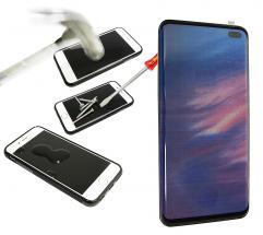 billigamobilskydd.se Full Frame Karkaistusta Lasista Samsung Galaxy S10+ (G975F)