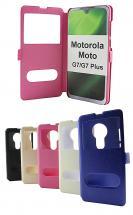 billigamobilskydd.se Flipcase Motorola Moto G7 / Moto G7 Plus