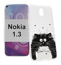 billigamobilskydd.se TPU-Designkotelo Nokia 1.3
