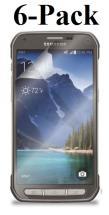 billigamobilskydd.se Kuuden kappaleen näytönsuojakalvopakett Samsung Galaxy S5 Active (SM-G870)