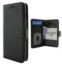 billigamobilskydd.se New Jalusta Lompakkokotelo Sony Xperia XA2 (H3113 / H4113)