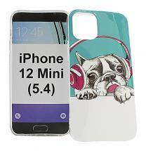 billigamobilskydd.se TPU-Designkotelo iPhone 12 Mini (5.4)