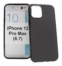 billigamobilskydd.se TPU muovikotelo iPhone 12 Pro Max (6.7)