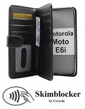 CoverIn Skimblocker XL Wallet Motorola Moto E6i