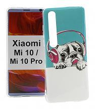 billigamobilskydd.se TPU-Designkotelo Xiaomi Mi 10 / Xiaomi Mi 10 Pro