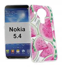 billigamobilskydd.se TPU-Designkotelo Nokia 5.4