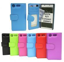 billigamobilskydd.se Lompakkokotelot Sony Xperia XZ1 Compact (G8441)