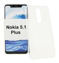 billigamobilskydd.se Ultra Thin TPU Kotelo Nokia 5.1 Plus