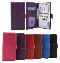 billigamobilskydd.se New Jalusta Lompakkokotelo Samsung Galaxy A80 (A805F/DS)