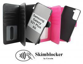 CoverIn Skimblocker XL Magnet Wallet Samsung Galaxy S21 Plus 5G (G996B)