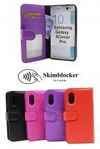 CoverIn Skimblocker Lompakkokotelot Samsung Galaxy XCover Pro (G715F/DS)