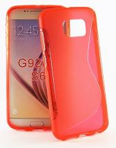 billigamobilskydd.se S-Line TPU-muovikotelo Samsung Galaxy S6 (SM-G920F)