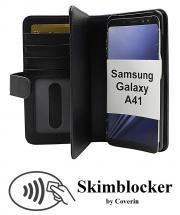 CoverIn Skimblocker XL Wallet Samsung Galaxy A41