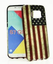 billigamobilskydd.se TPU-Designkotelo Samsung Galaxy S7 (G930F)