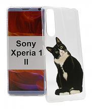 billigamobilskydd.se TPU-Designkotelo Sony Xperia 1 II (XQ-AT51)