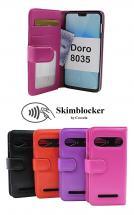 CoverIn Skimblocker Lompakkokotelot Doro 8035