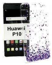 billigamobilskydd.se TPU-Designkotelo Huawei P10 (VTR-L09)