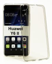 billigamobilskydd.se Ultra Thin TPU Kotelo Huawei Y6 II (CAM-L21)