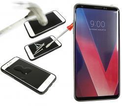 billigamobilskydd.se Full Frame Karkaistusta Lasista LG V30S ThinQ (H930)