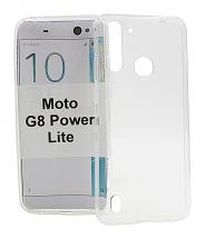 billigamobilskydd.se TPU-suojakuoret Motorola Moto G8 Power Lite