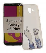 billigamobilskydd.se TPU-Designkotelo Samsung Galaxy J6 Plus (J610FN/DS)