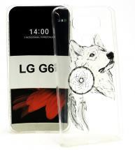 billigamobilskydd.se TPU-Designkotelo LG G6 (H870)