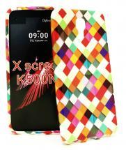 billigamobilskydd.se TPU-Designkotelo LG X Screen (K500N)