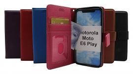 billigamobilskydd.se New Jalusta Lompakkokotelo Motorola Moto E6 Play