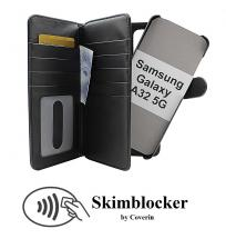 CoverIn Skimblocker XL Magnet Wallet Samsung Galaxy A32 5G (A326B)