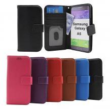 billigamobilskydd.se New Jalusta Lompakkokotelo Samsung Galaxy A5 (SM-A500F)