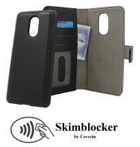 CoverIn Skimblocker Magneettilompakko Nokia X10 / Nokia X20