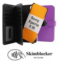 CoverIn Skimblocker XL Magnet Wallet Sony Xperia 5 III (XQ-BQ52)