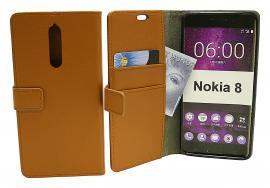 billigamobilskydd.se Jalusta Lompakkokotelo Nokia 8